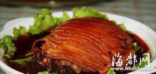 惠州梅菜扣肉