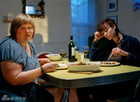 实录:胖女孩的奇异私生活组图【11】
