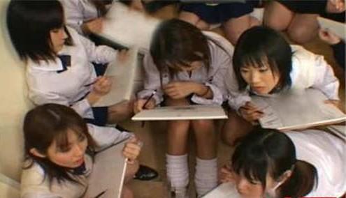 中国女人与日本女人 成长差别竟如此之大 组图