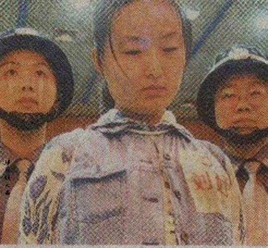 20岁妙龄女被枪决 盘点三十年来被枪决的美女死囚