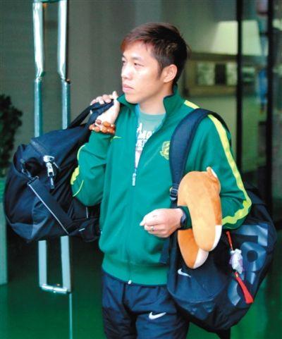 王长庆 北京/拿起背包,王长庆再度杀回京城。/Osports