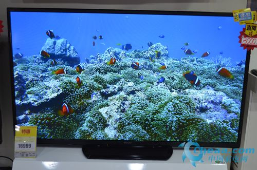 [中国家电网原创]夏普70lx255a电视是夏普推出的一款70寸中高端液晶