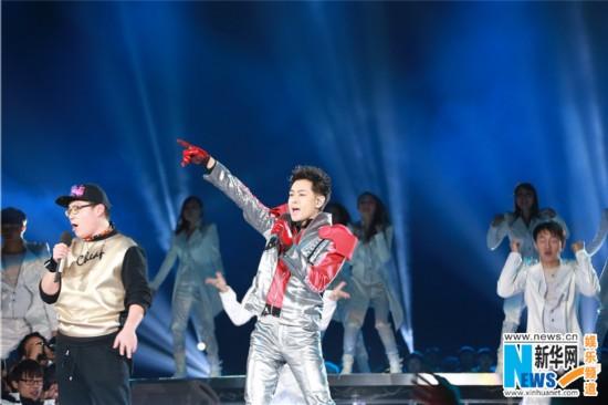 湖南卫视跨年演唱会 爸爸去哪儿 林志颖 张亮将亮相