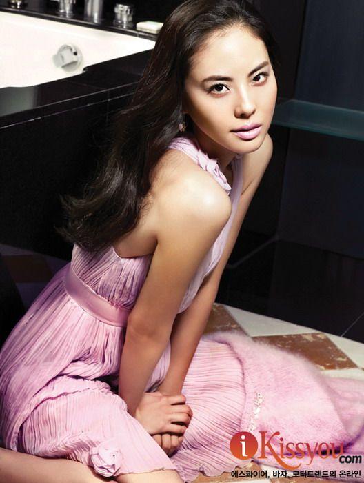 韩国江南5大美女优越美貌比拼组图【28】