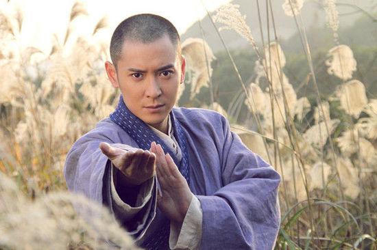 《天龙八部》香港内地两版对比 钟汉良版乔峰