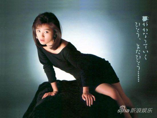 日本女星酒井法子为生计复出 每场歌酬仅收2万