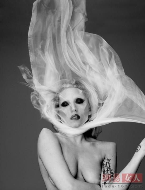 超模全裸极致诱惑 摄影大师镜头下的裸体艺术