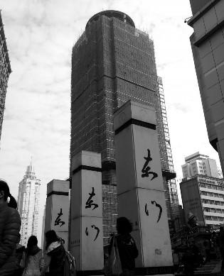 """深圳""""东门大厦""""为何沦为""""黄金烂尾楼"""""""