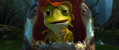 青蛙王国 一部改变你印象的国产动画电影