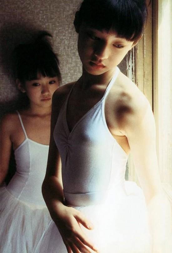 人像摄影:筱山纪信《少女馆》【16】