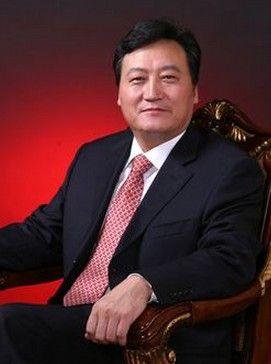 中铁股份有限公司总裁白中仁