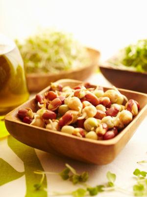 红豆排毒瘦身食谱 1月瘦24斤秘诀大公开红豆减肥食谱