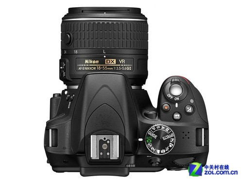 全新入门机 尼康发布新单反相机D3300