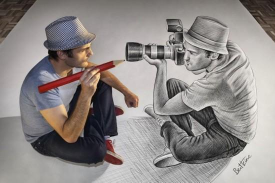 素描基础教程和素描基础知识的讲解,怎样才能画好人体素描?