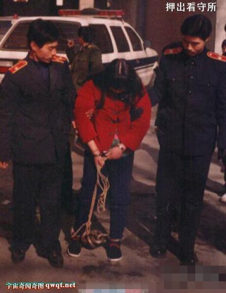 枪毙死刑犯现场照片集 揭秘中国早年死刑执行全过程