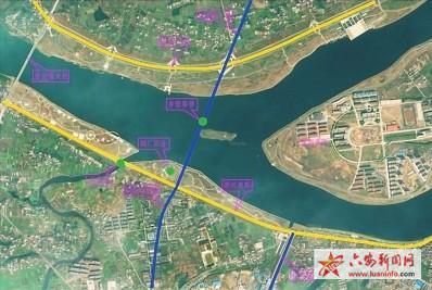 六安 横跨老淠河连接两大城区 赤壁路特大桥今年开建