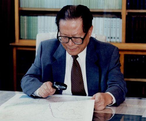 揭秘 中国历任国家领导人办公室内景图片