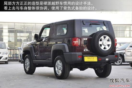 SUV新车之超值车型解码 铃木锋驭综合配置高高清图片
