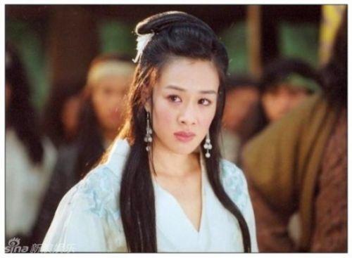03版及2013版四版《天龙八部》角色,你最喜欢谁?03版康敏-钟丽