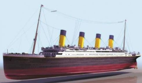 泰坦尼克.图片