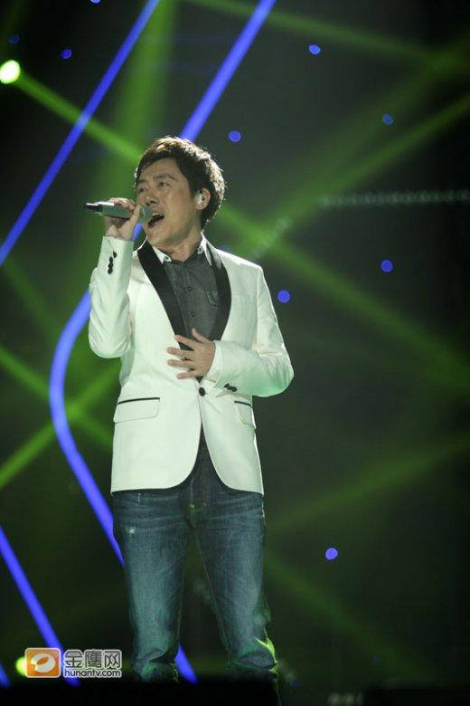 我是歌手 第二季第三期歌单曝光 张杰高音补位未唱先热救收视