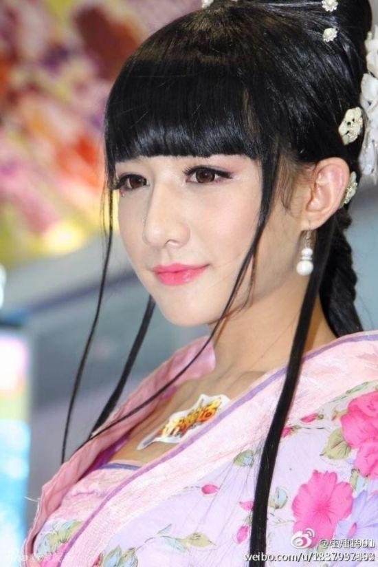 美女 女装 中国 最美/来源:齐鲁网2014年01月14日10:45...