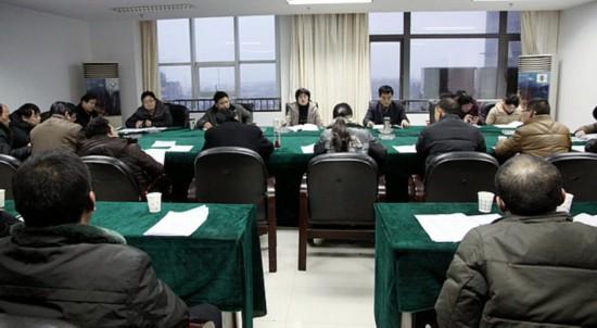 明光市党的十八届三中全会精神宣讲正式启动
