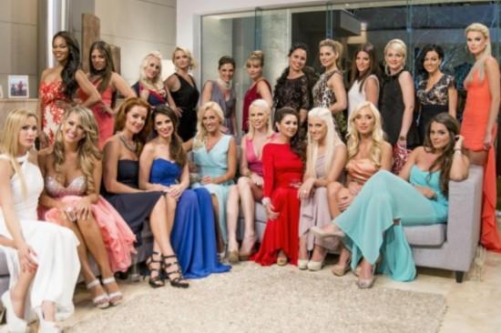 德国电视台相亲节目:22个女人争抢一个高富帅