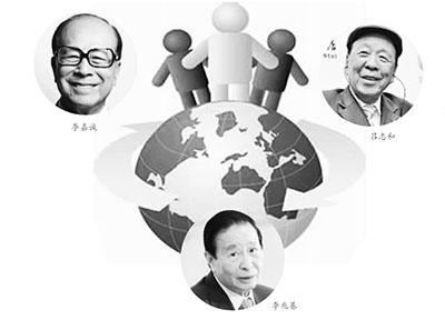 香港富豪排行:博彩大亨刷新纪录地产富豪普遍缩水