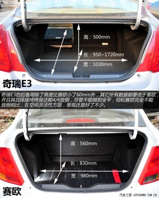 雪佛兰通用雪佛兰赛欧2013款 三厢 1.4L 手动优逸版-挑战小型车霸主 图片