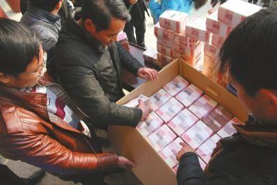 分红千万村庄村支书:今年超过2千万改发金条
