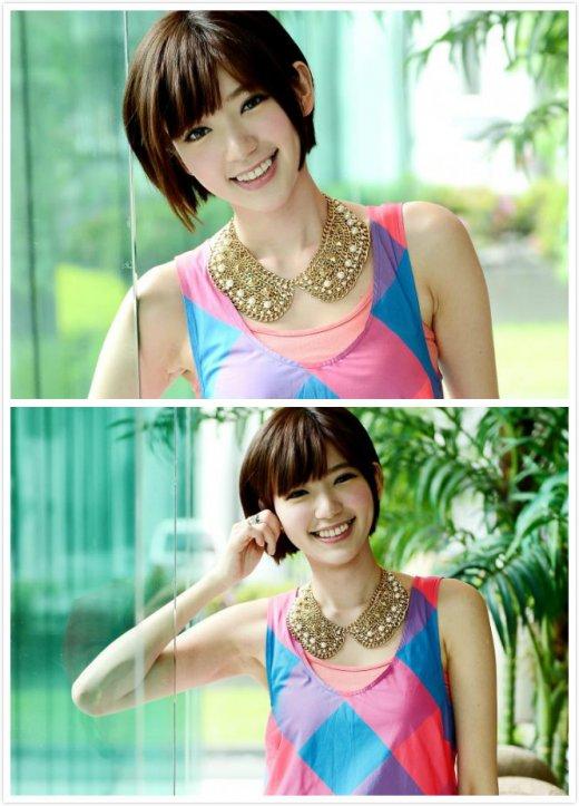 李湘李小璐陈妍希 盘点笑容甜美腻死人的女星
