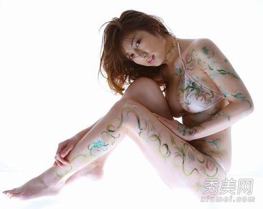 国外人体艺术照 人体艺术摄影