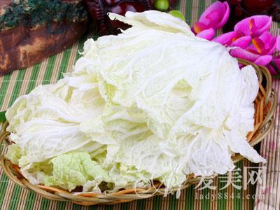 饮食养生:大白菜营养高 7种新奇养生做法