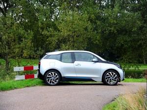宝马i3 i8新能源车型将于9月进口国内图片