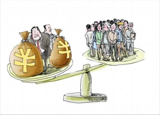 贫富差距将造成严重全球性危害图片