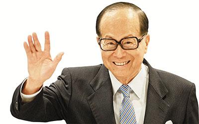 李嘉诚/李嘉诚仍稳坐亚洲及香港首富之位...