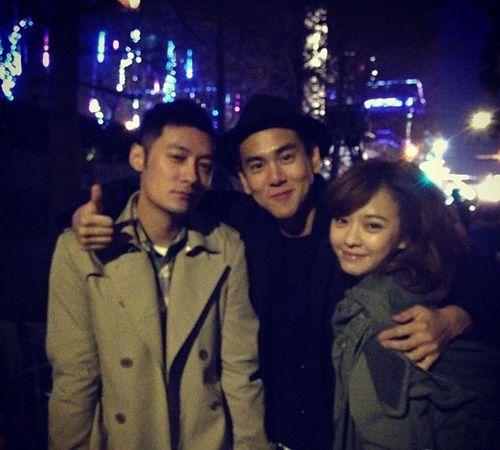 余文乐/据香港媒体报道,一直表示很想结婚生仔的余文乐,自从与吴雨霏...