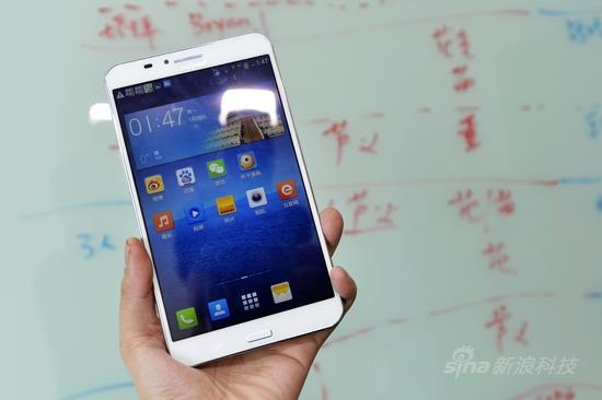7英寸巨屏手机酷派大神评测