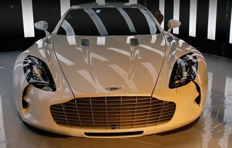 土豪快来看黄金跑车! 全球最贵超级跑车排行