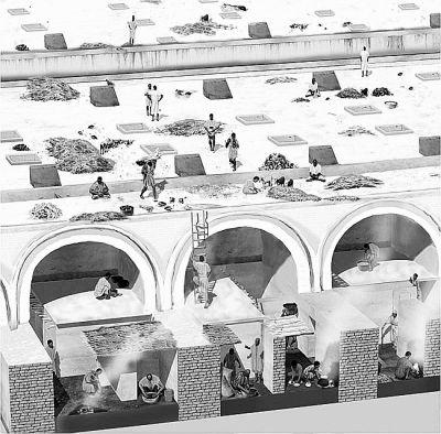 古埃及文明的建设者图片