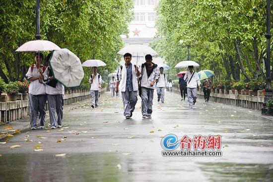漳州一中今年招百名保送生 英语成绩不计入总