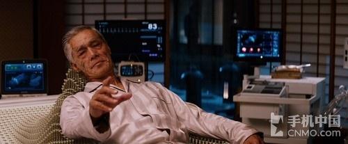 2013年电影中出现的科技图片