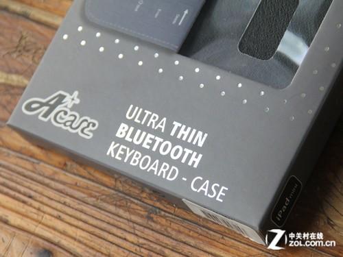 键盘皮套二合一 Acase蓝牙键盘皮套评测