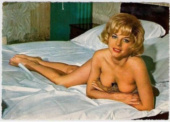 50年前西方美女标准:胸部丰满【9】