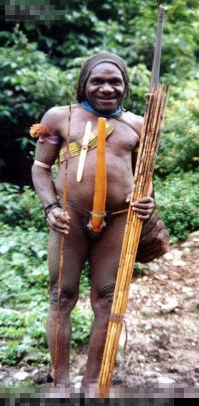 揭秘非洲象人族 让女人面红耳赤(图)【3】--人