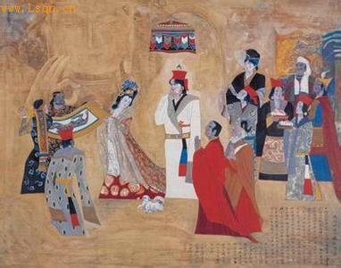 隋唐时期娘炮 皇后看上女婿不惜母女同乐