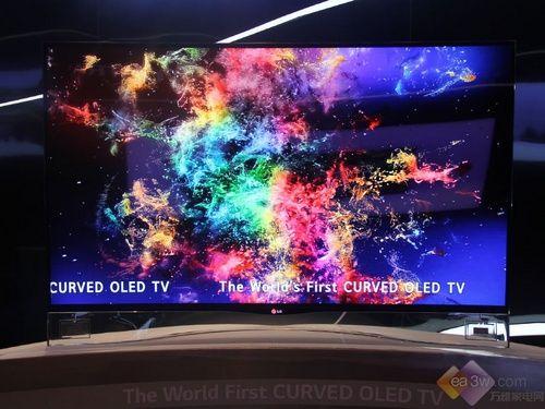 颠覆视觉享受 LG 55EA9800曲面OLED解析