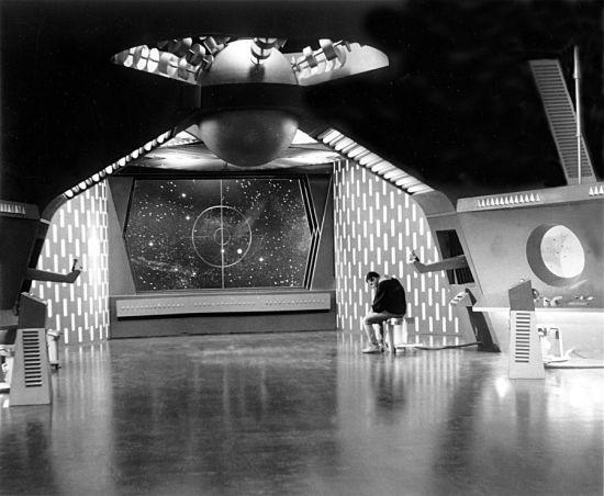 纽约历史博物馆穿越时空变身宇宙飞船