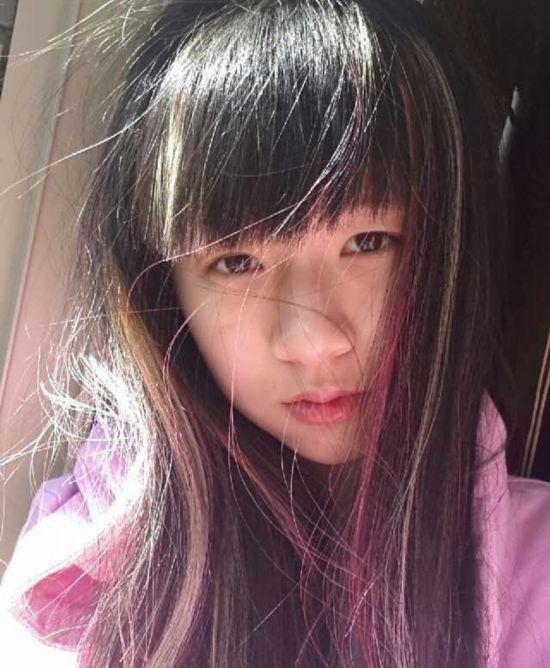 组图】网曝14岁小彩旗疑有富二代老公+春晚 新